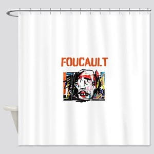Foucault Shower Curtain