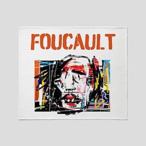 Foucault Throw Blanket