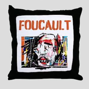 Foucault Throw Pillow