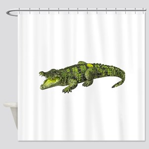Florida Gator Shower Curtains