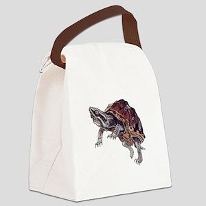CURIOUS Canvas Lunch Bag