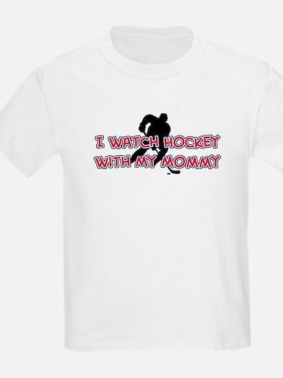 New York Hockey 2 Mommy T-Shirt