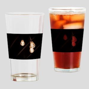Light Bulbs Drinking Glass