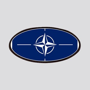 Flag of NATO Patch