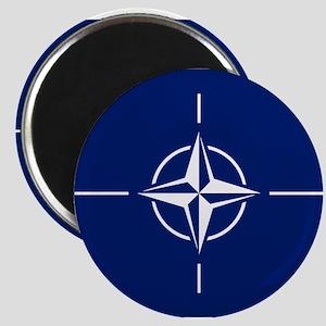 Flag of NATO Magnets