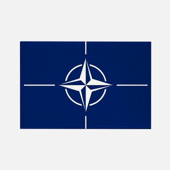 Flag of NATO Magnets