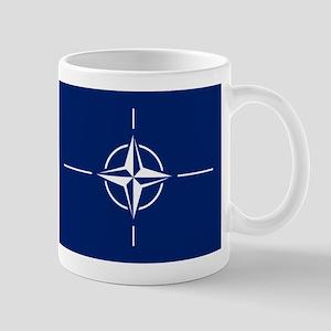 Flag of NATO Mugs