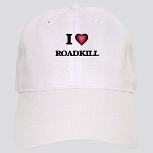 I Love Roadkill Cap