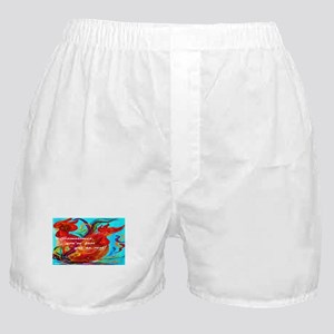 Sometimes You've Just Got to REST Boxer Shorts