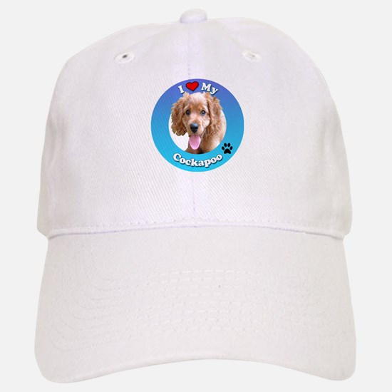 LUV My Cockapoo Baseball Baseball Cap