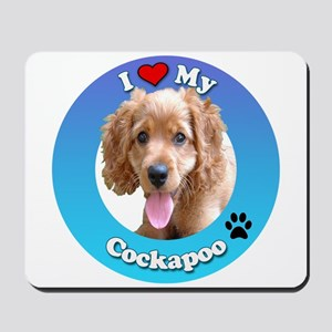 LUV My Cockapoo Mousepad