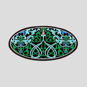 Art Nouveau Pattern Patch