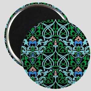 Art Nouveau Pattern Magnets