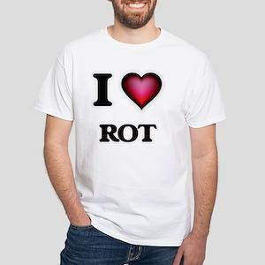 I Love Rot T-Shirt