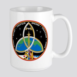 Exp. 54 Original Crew Large Mug