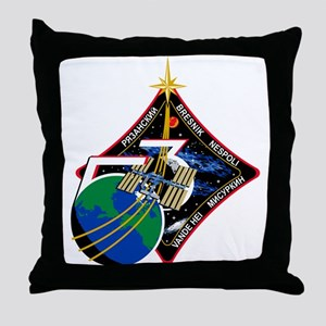 Expedition 53 NEW Throw Pillow