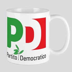 Partito Democratico Mug Mugs