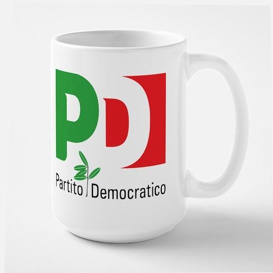 Partito Democratico Large Mug Mugs