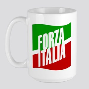 Forza Italia Large Mug Mugs