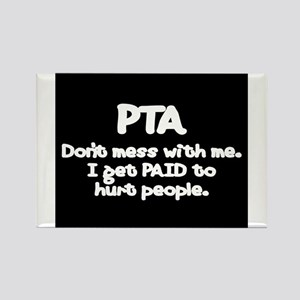 Don't Mess With PTAs 2 Magnets