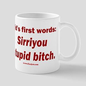 Kid says Sirri Mug