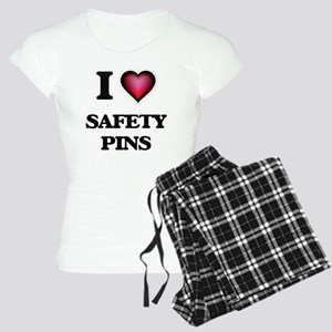 I Love Safety Pins Women's Light Pajamas