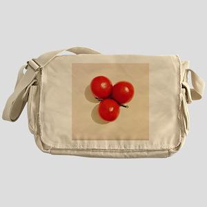 Tomato Trio 4Leo Messenger Bag
