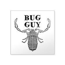 Bug Guy Sticker