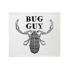 Bug Guy Throw Blanket