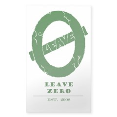Green And Transparent Auto Decal Decal