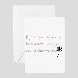 Island Inspiration Greeting Cards