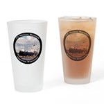 Ss Meteor Oval Drinking Glass