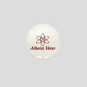 Atheist Voter Mini Button