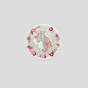 Sweet Unicorn Mini Button