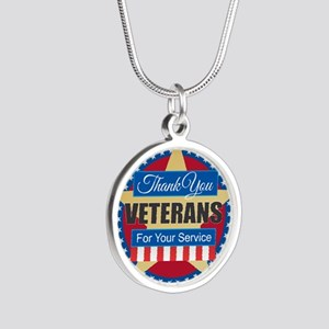 Thank You Veterans Necklaces
