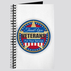 Thank You Veterans Journal