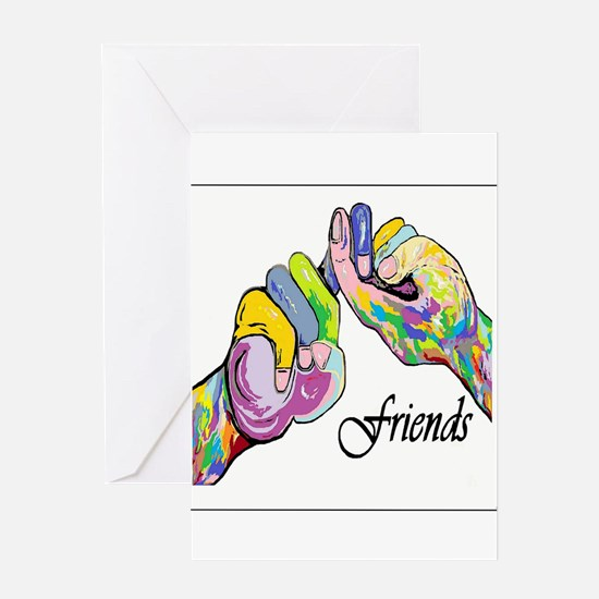 ASL Friends Greeting Cards