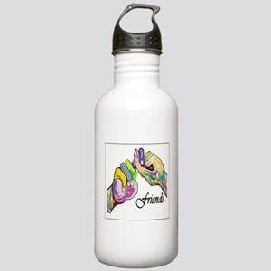 ASL Friends Stainless Water Bottle 1.0L