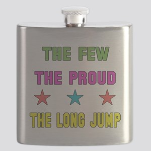 The Few, The Proud, The Long Jump Flask