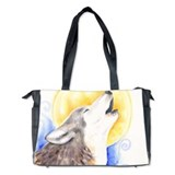 Wolf Diaper Bags