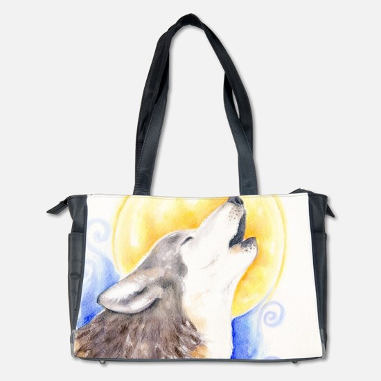 Magic Wolf Diaper Bag