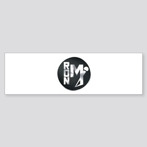 The Ron M Brand Bumper Sticker