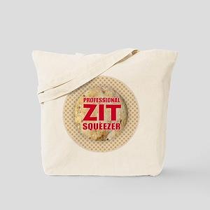 Zit Squeezer Tote Bag