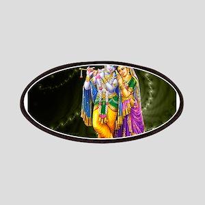 Radhe Krishna Patch