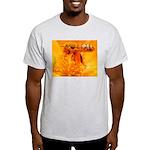 honeybee with pollen duke gardens 72107 1 T-Shirt