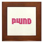 POWND Framed Tile
