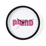 POWND Wall Clock