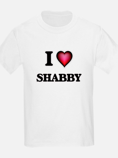 I Love Shabby T-Shirt