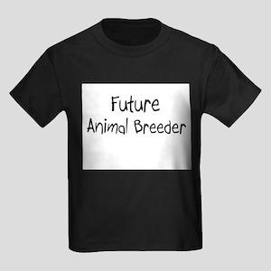 Future Animal Breeder Kids Dark T-Shirt