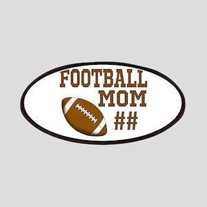 Football Mom Patch